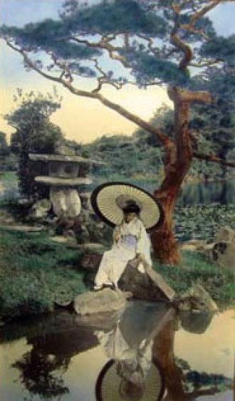 Herbert Ponting JAPAN